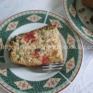 Coconut Sweet Bread - Healthy Coconut Goodness