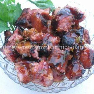 Barbecue Pigtail