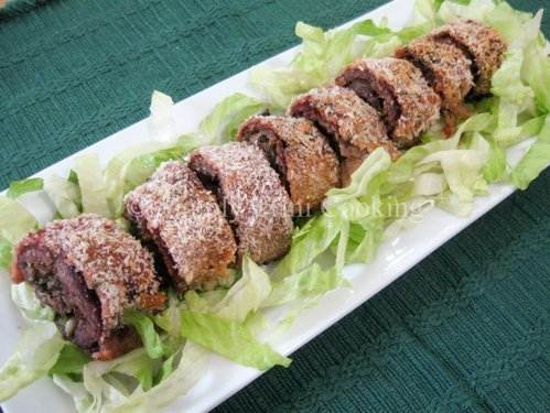 Another Awesome Trini Beef Roulade