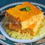 Carrot and Cauliflower Loaf