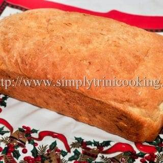 Carrot Yeast Bread
