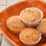 Raisin Almond Muffins (Irresistibly Healthy)