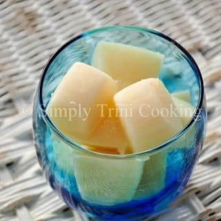 Soursop Ice Block