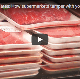 This Shocking Video Will Make You Think Twice About Your Food Safety